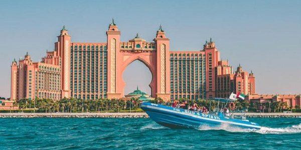 Dubai Sightseeing, Atlantis Dubai