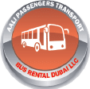 Dubai Bus Rental Logo