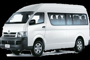 15 Seater Van Rental Dubai