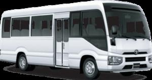 30 Seats Coaster Bus Hire