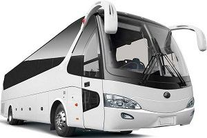 50 Seats Luxury Bus Rental Dubai