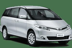 7 Seater Van Rental Dubai