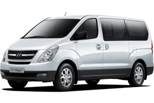 van rental in dubai - rent van with driver