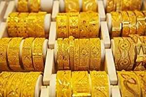 Dubai Gold Souk - Deira Gold Souk Tour