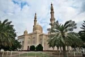 Jumeirah Mosque Tour Dubai