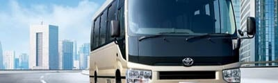 35 seater luxury bus Dubai