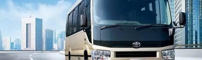 35 seater luxury bus Dubai