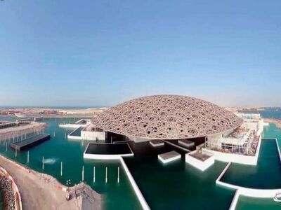 Louvre Abu Dhabi Tour