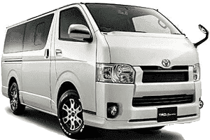 12 Seater Van Dubai UAE Rent