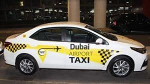 DXB Airport Taxi