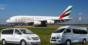 Dubai Airport to Abu Dhabi Taxi