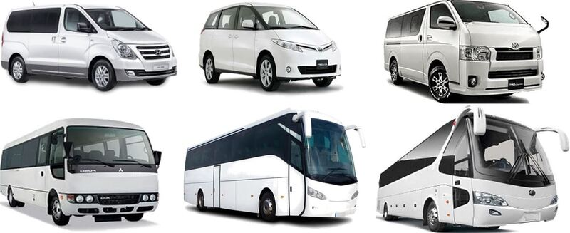 Bus Rental Sharjah & Abu Dhabi