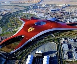 Yas Island & Ferrari World